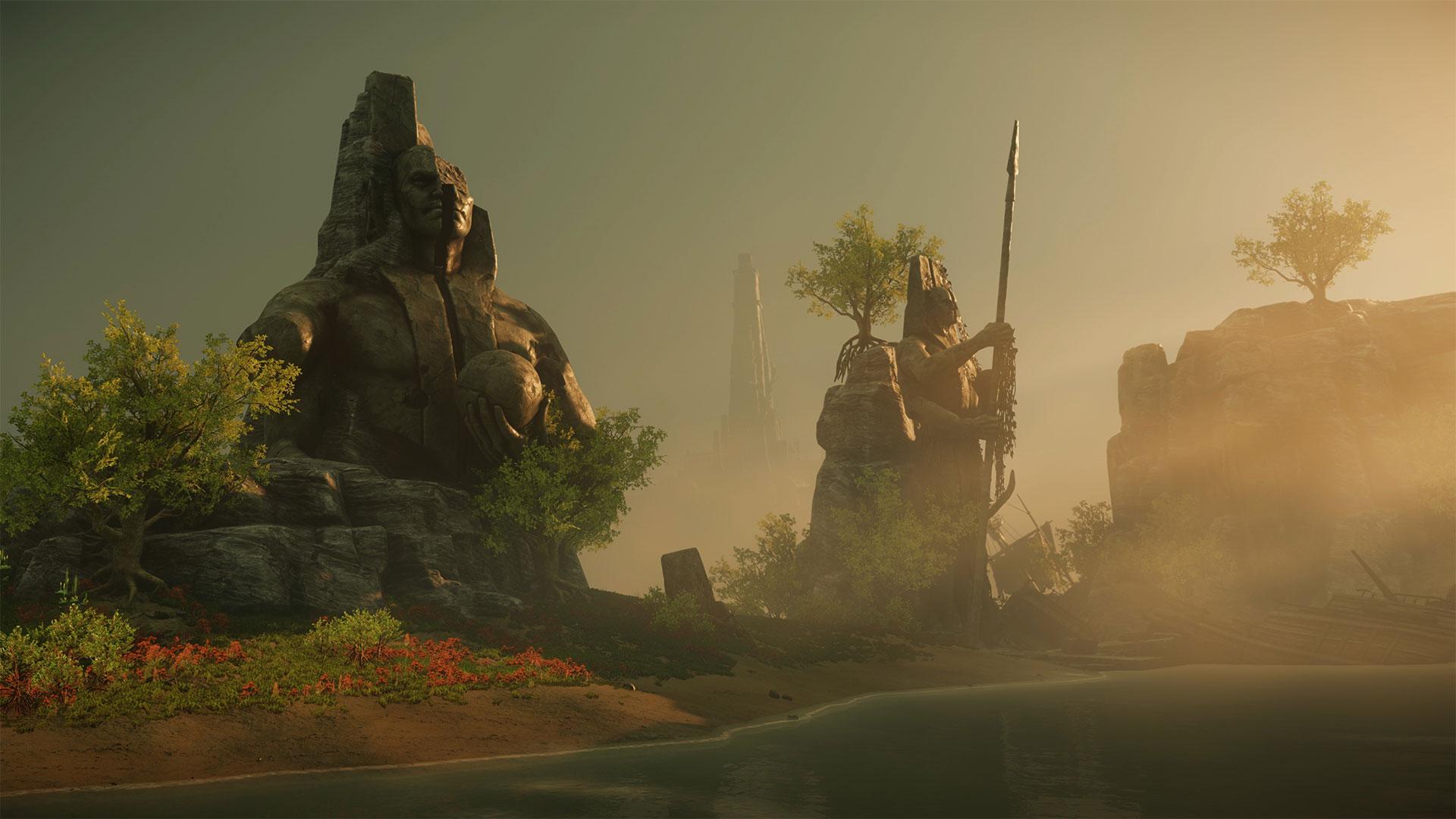 New World: Ролевые игры в New World