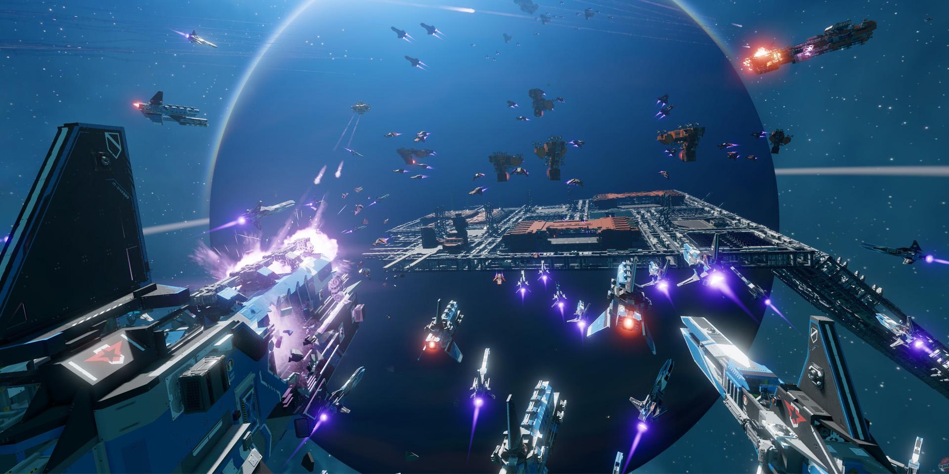 Starbase: Что дальше? Часть Первая